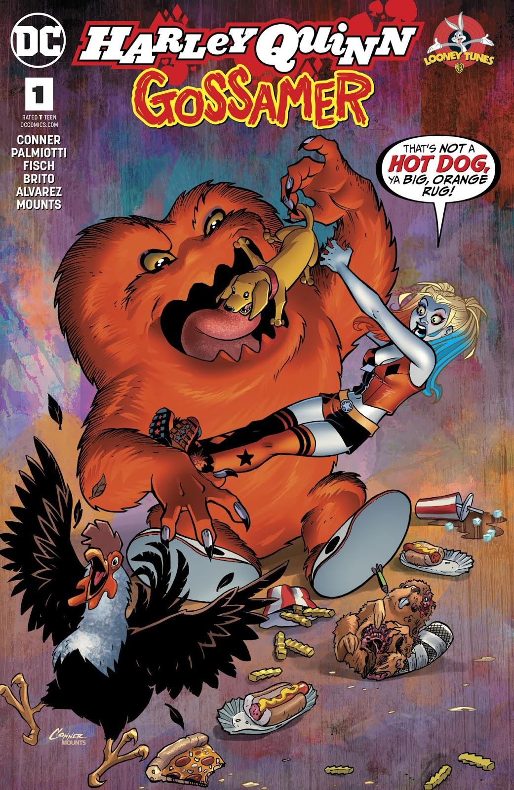 Harley Quinn/Gossamer Special Vol 1 1