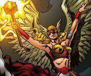 Hawkgirl Earth-10 001