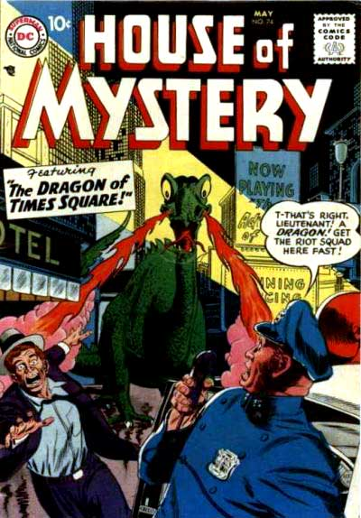House of Mystery Vol 1 74