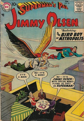 Superman's Pal, Jimmy Olsen Vol 1 26