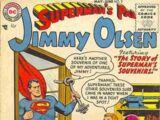 Superman's Pal, Jimmy Olsen Vol 1 5