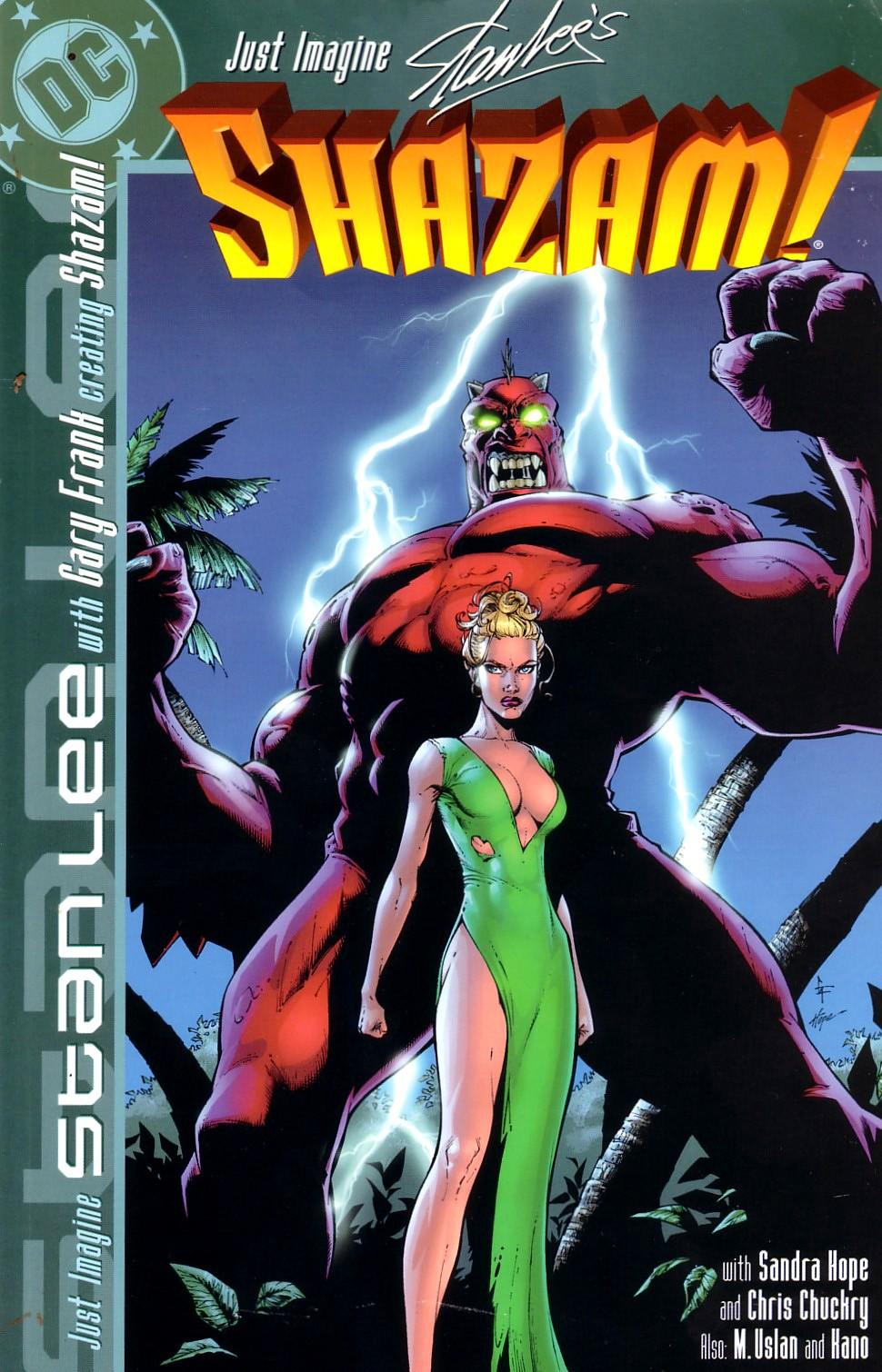 Just Imagine: Shazam! Vol 1 1