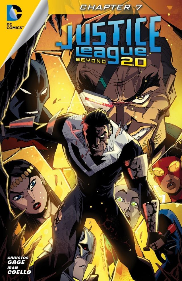 Justice League Beyond 2.0 Vol 1 7 (Digital)