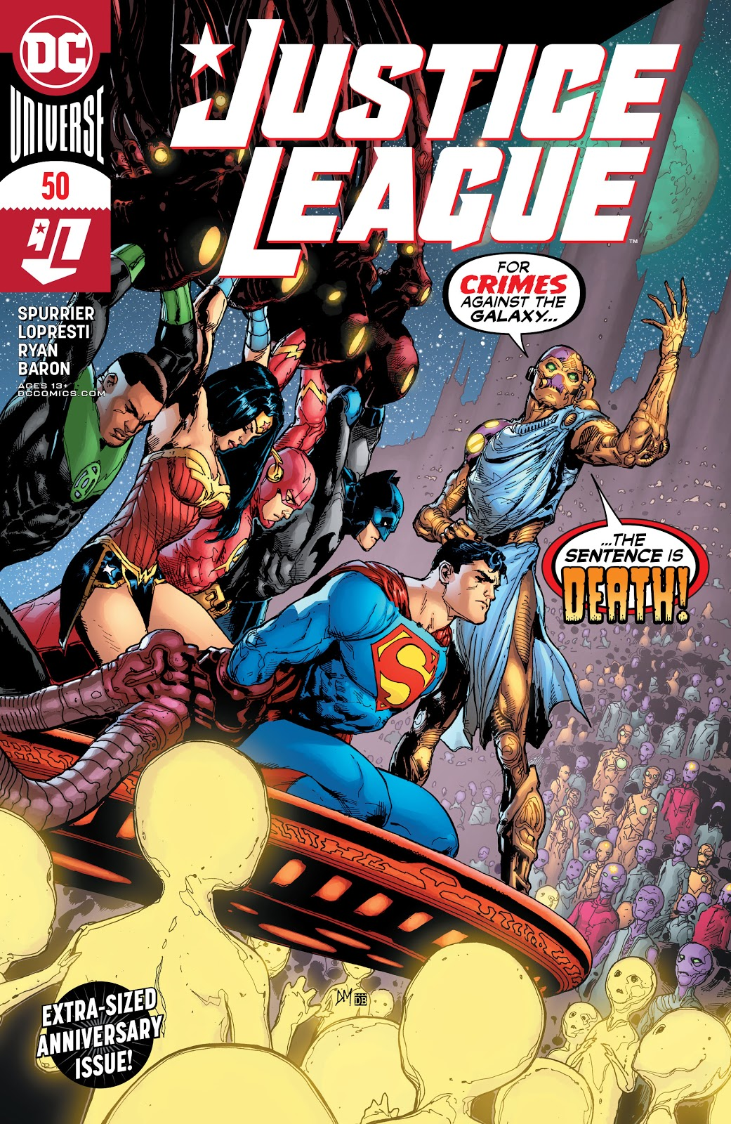 Justice League Vol 4 50