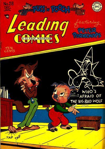 Leading Comics Vol 1 28