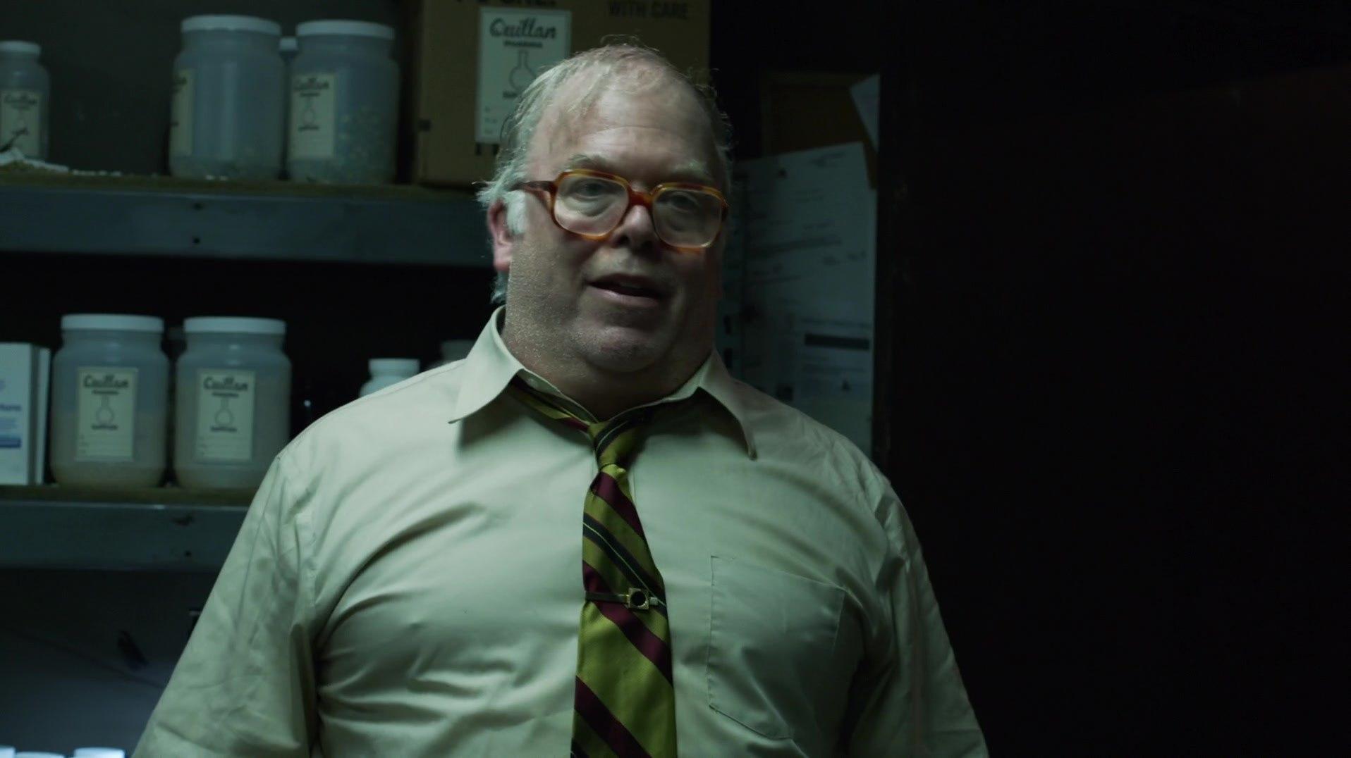 Morry Quillan (Gotham)