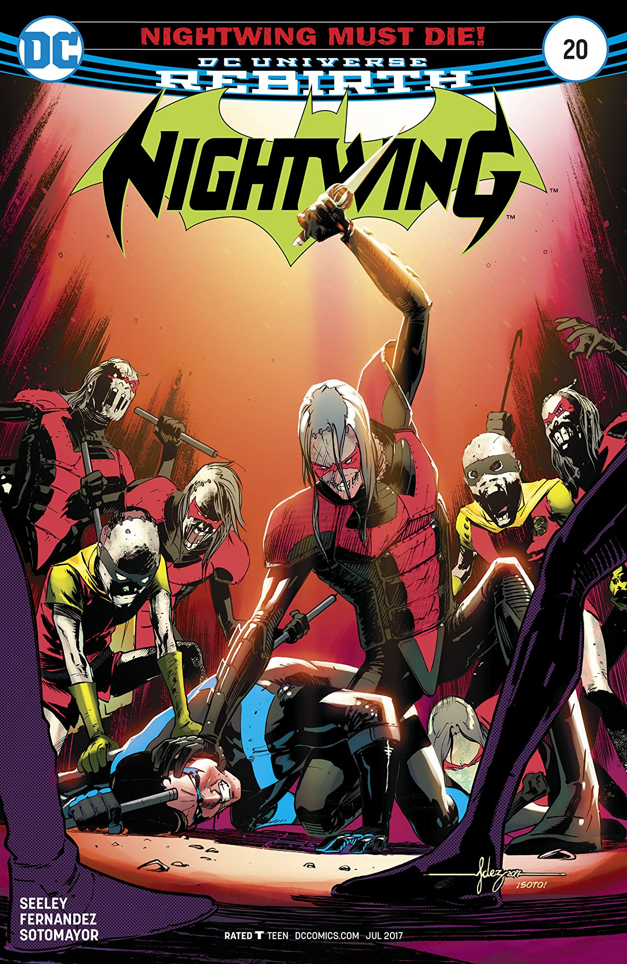 Nightwing Vol 4 20