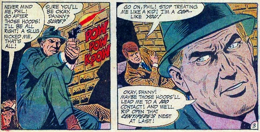 Phil Forrest (Earth-One)