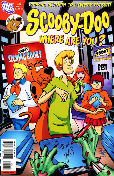 Scooby-Doo, Where Are You? Vol 1 6