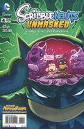Scribblenauts Unmasked A Crisis of Imagination Vol 1 4