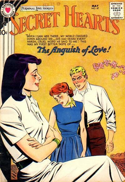 Secret Hearts Vol 1 47