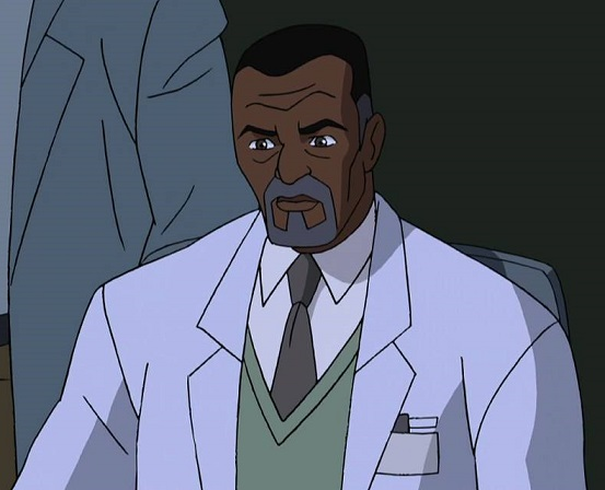 Silas Stone (Batman Unlimited)
