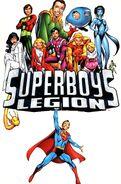 Superboy's Legion 001