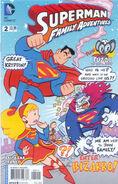 Superman Family Adventures Vol 1 2