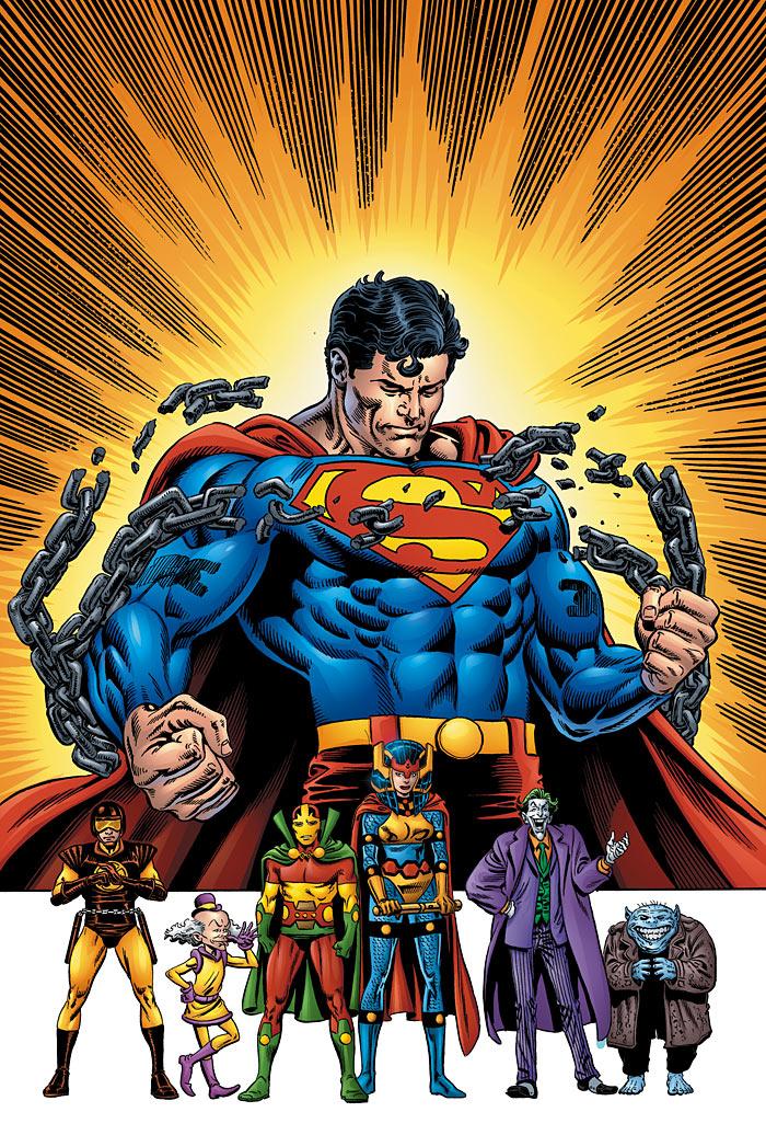 Superman The Man of Steel Vol 5 Textless.jpg