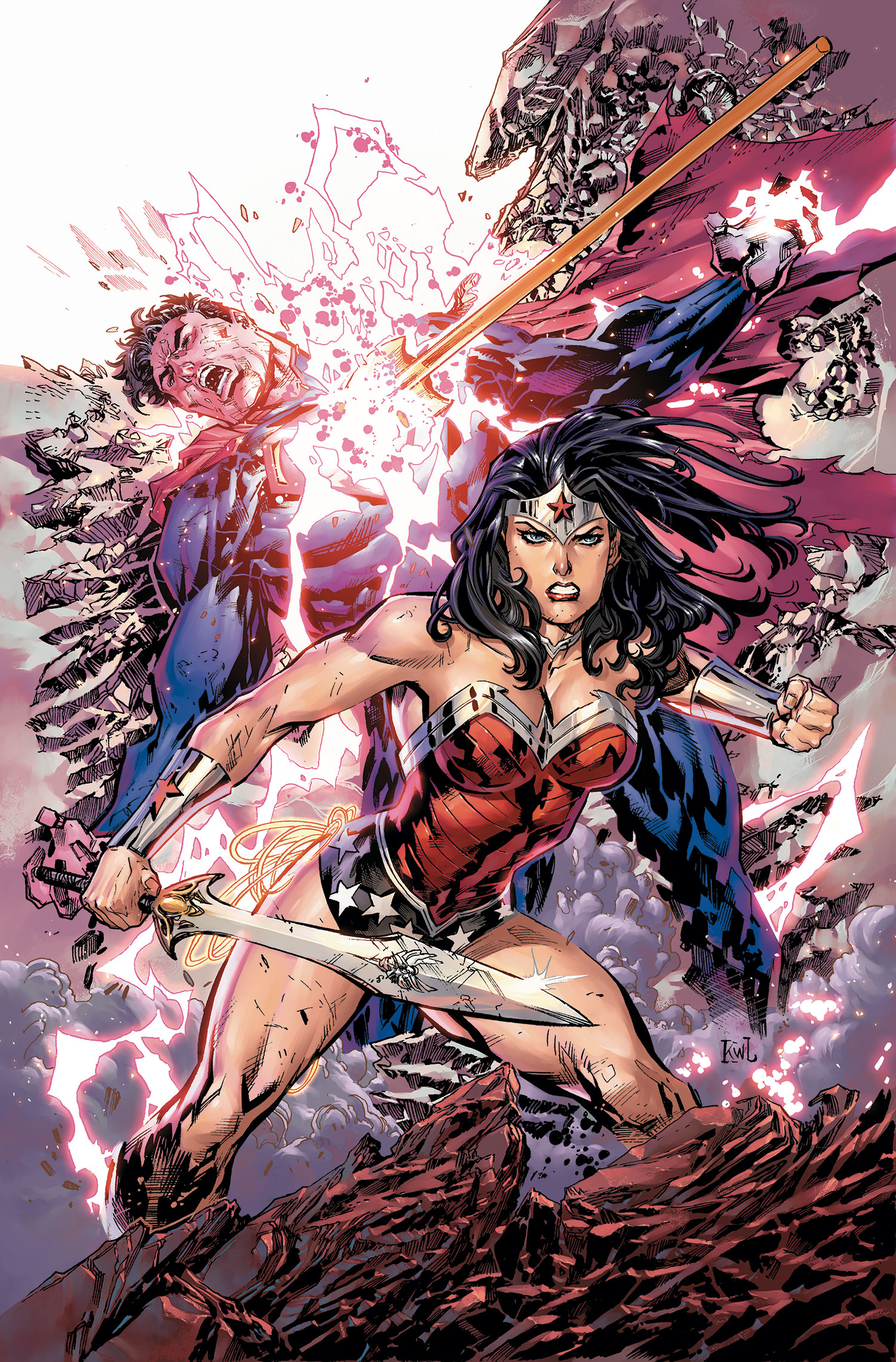 Superman Wonder Woman Vol 1 15 Textless.jpg