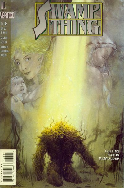 Swamp Thing Vol 2 138