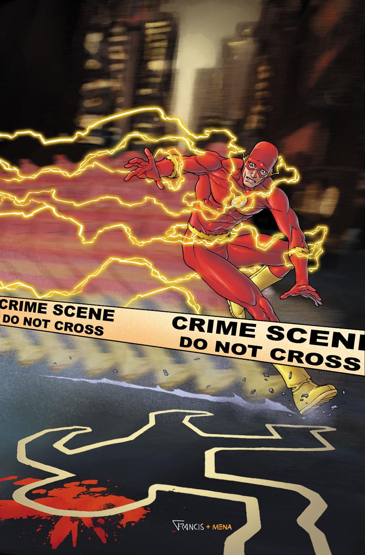 The Flash Vol 3 12 Textless Variant.jpg