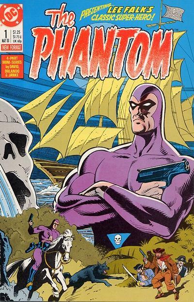 The Phantom (franchise)