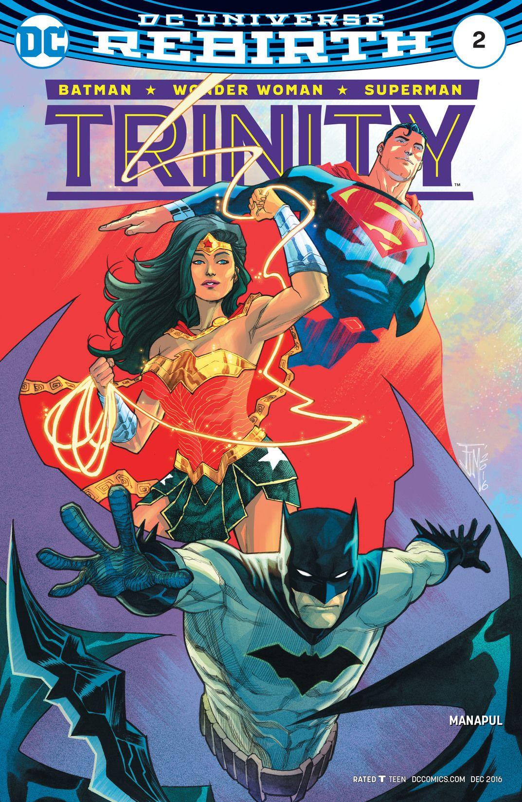 Trinity Vol 2 2