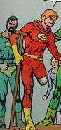 Wally West Distant Fires