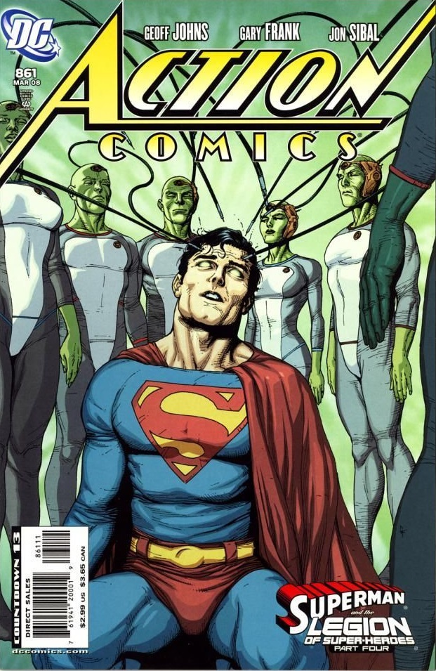 Action Comics Vol 1 861