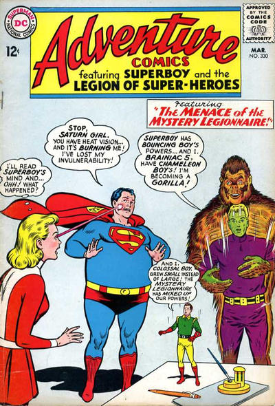 Adventure Comics Vol 1 330