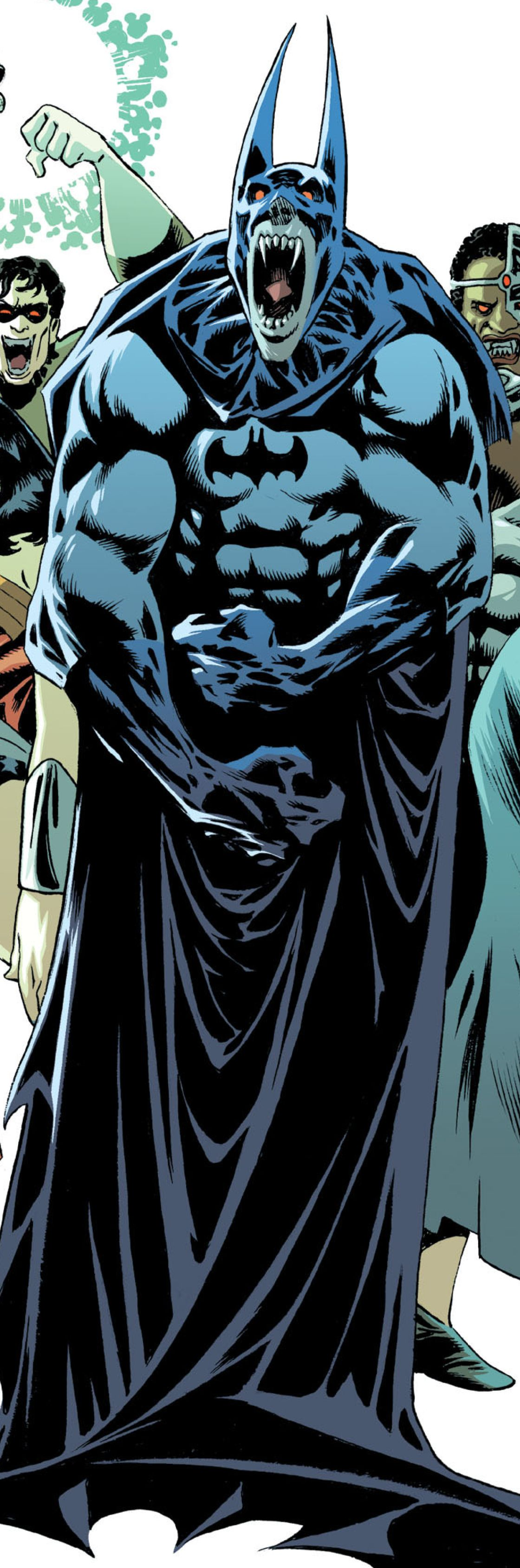 Bruce Wayne (Earth 43)