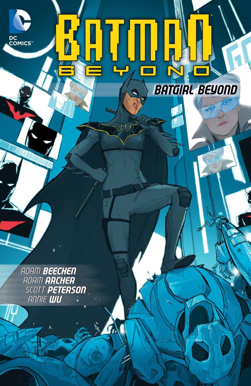 Batman Beyond: Batgirl Beyond (Collected)