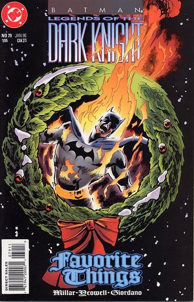 Batman: Legends of the Dark Knight Vol 1 79