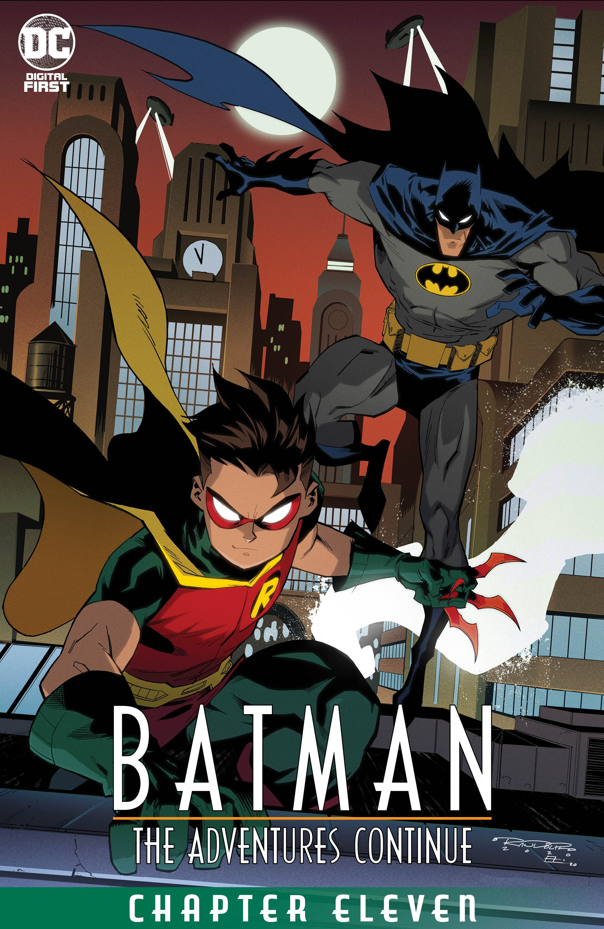 Batman: The Adventures Continue Vol 1 11 (Digital)
