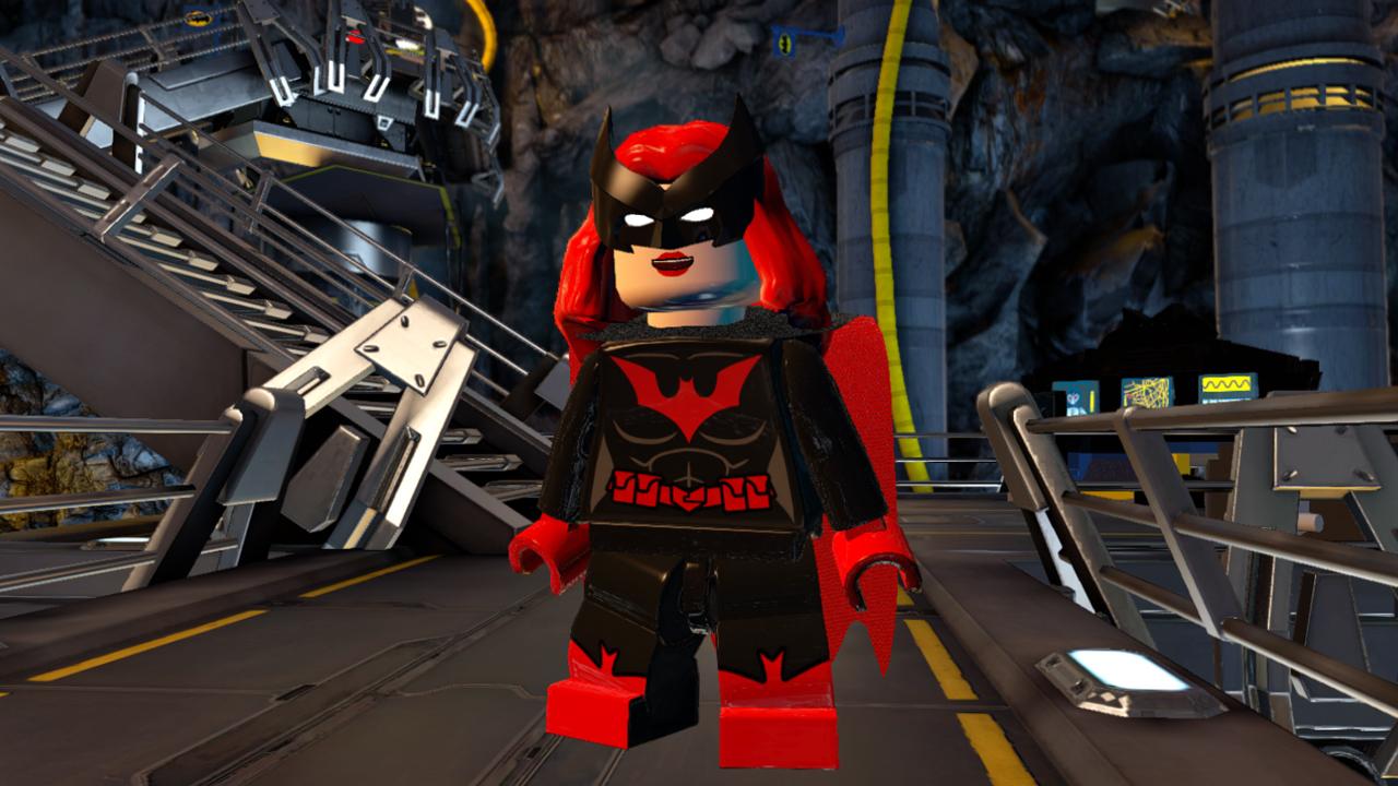 Katherine Kane (Lego Batman)
