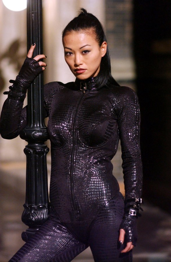 Sandra Woosan (Birds of Prey)