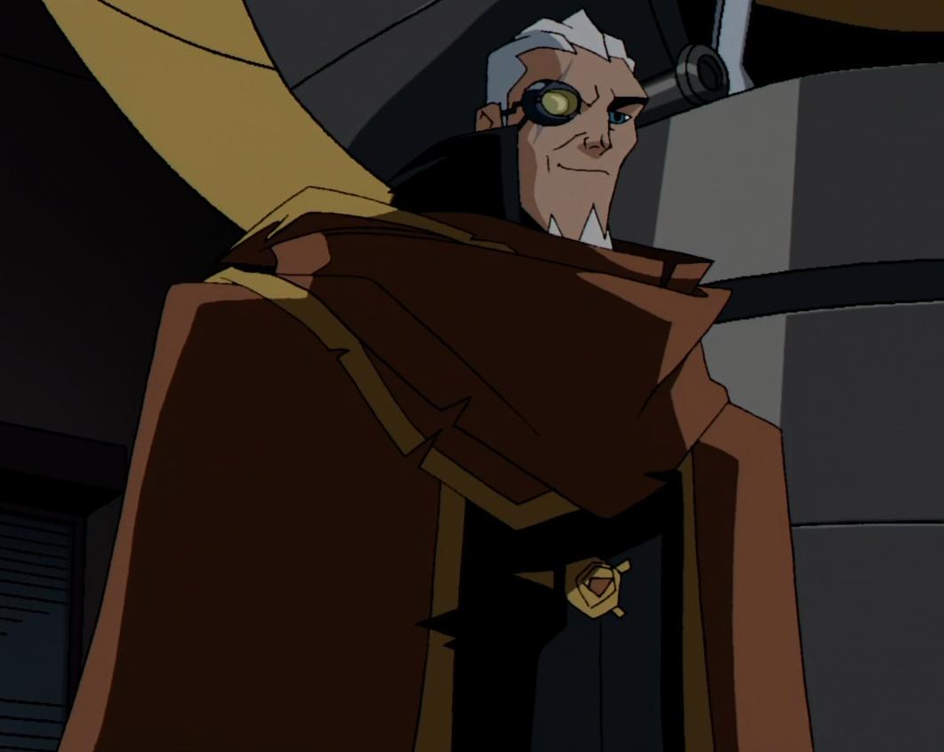 Werner Vertigo (The Batman)
