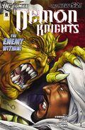 Demon Knights Vol 1 5