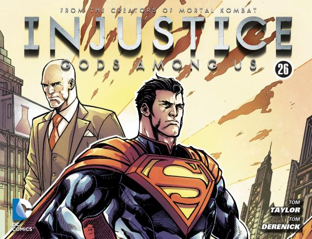 Injustice: Gods Among Us Vol 1 26 (Digital)