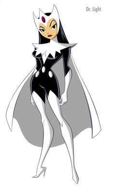 Kimiyo Hoshi (Justice League Action)