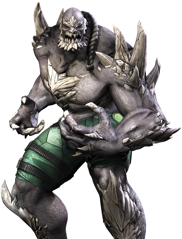 Doomsday (Injustice: Earth One)