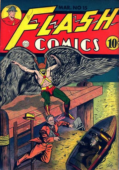 Flash Comics Vol 1 15
