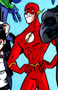 Flash (Teen Titans TV Series)