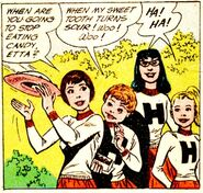 Holliday Girls Earth-One 001