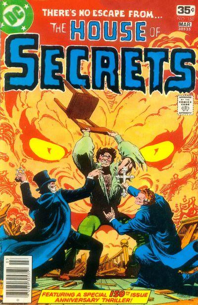 House of Secrets Vol 1 150