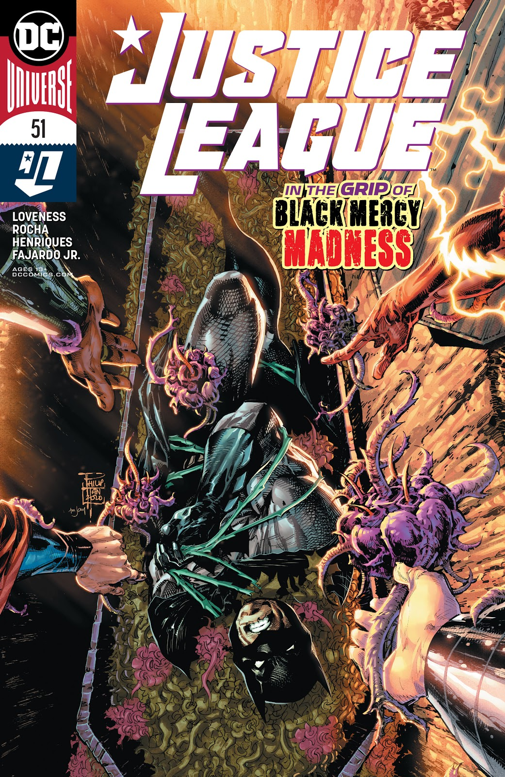 Justice League Vol 4 51