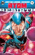 Justice League of America The Atom Rebirth Vol 1 1