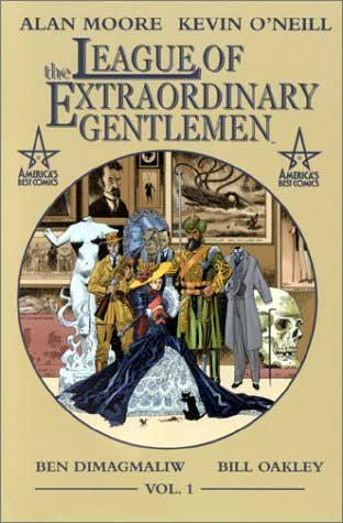 The League of Extraordinary Gentlemen: Book One (Collected)