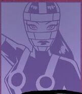 Lashina Teen Titans Go! TV Series 001