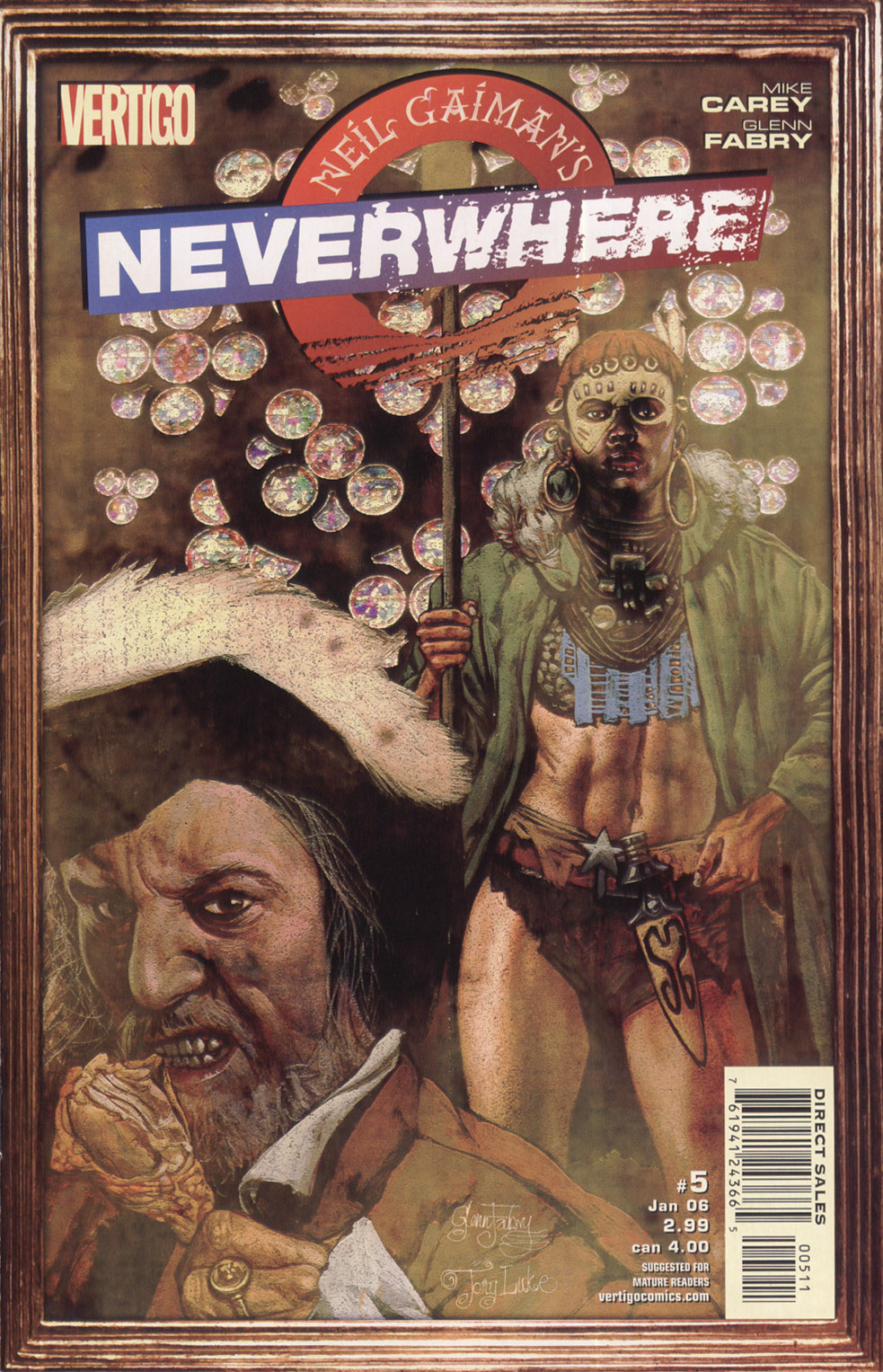 Neverwhere Vol 1 5