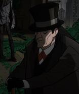 Oswald Cobblepot Man of Tomorrow 0001