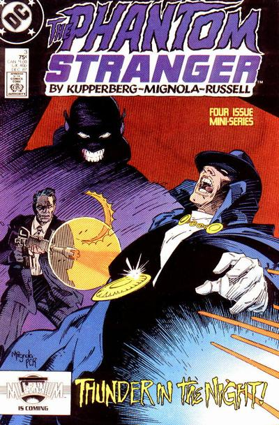 The Phantom Stranger Vol 3 3