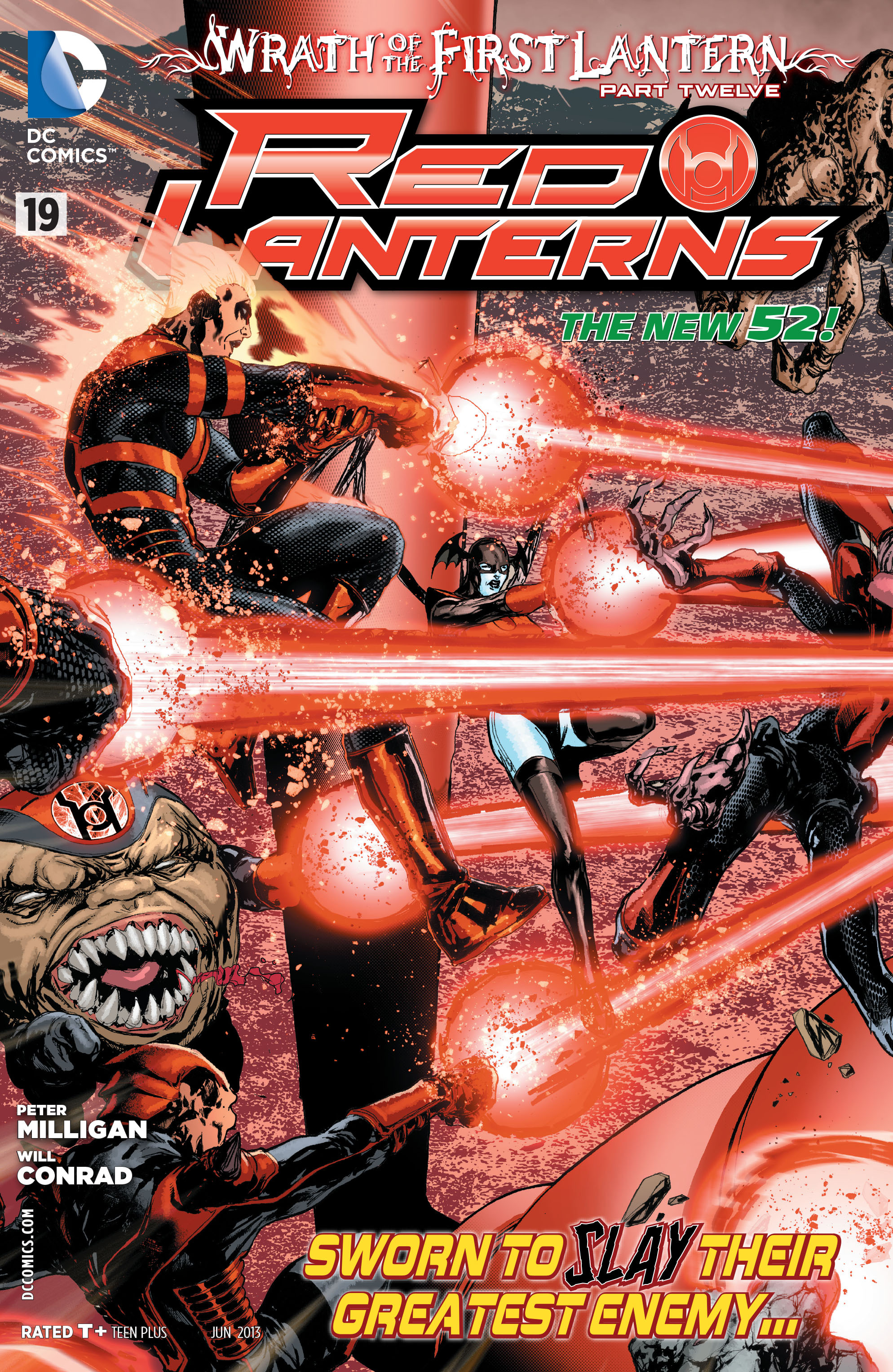Red Lanterns Vol 1 19